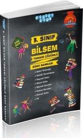 3. Sınıf Bilsem Zor Seri Tamamı Çözümlü Soru Bankası Akıllı Adam Yayınları