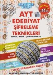 AYT Edebiyat Şifreleme Teknikleri Akıllı Adam Yayınları
