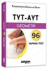 TYT AYT Geometri 96 Yaprak Test Ankara Yayıncılık