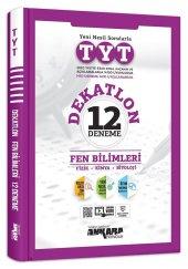 TYT Dekatlon Fen Bilimleri 12 Deneme Sınavı Ankara Yayıncılık