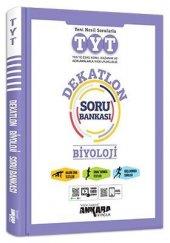 TYT Biyoloji Dekatlon Soru Bankası Ankara Yayıncılık