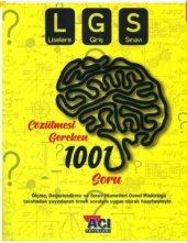 8.Sınıf Çözülmesi Gereken 1001 Soru Açı Yayınları LGS