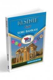 10.Sınıf Fizik Soru Bankası Açı Yayınları
