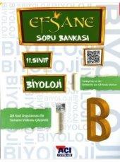 11.Sınıf Biyoloji Efsane Soru Bankası Açı Yayınları