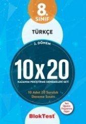 LGS 8.Sınıf 2.Dönem Türkçe Deneme Seti Blok Test