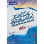Kartezyen Yayınları 10. Sınıf Matematik Soru Fasikülleri