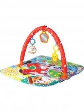 Furkan Toys Babies Neşeli Çiftlik Oyun Halısı 58451