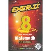 Palme Yayınları 8. Sınıf Enerji Matematik Soru Kitabı