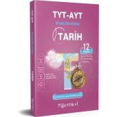 TestOkul Yayınları TYT-AYT Tarih Fasikül Soru Kitabı