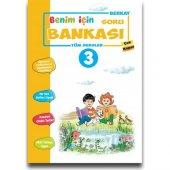 Berkay Yayınları 3. Sınıf Tüm Dersler Benim İçin Soru Bankası