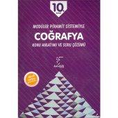 Karekök Yayınları 10. Sınıf Coğrafya Modüler Piramit Sitemiyle Konu Anlatımı Ve Soru Çözümü