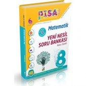 Damla Yayınları 8. Sınıf Pisa Matematik Soru Bankası