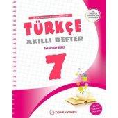 Palme Yayınları 7. Sınıf Türkçe Akıllı Defter