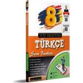 Toy Akademi Yayınları 8. Sınıf Türkçe Soru Bankası