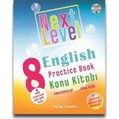 Palme Yayınları 8. Sınıf Next Level English Practice Book Konu Kitabı