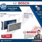 Vw Passat B5 1.8 Bosch Karbonlu Polen Filtresi 1997-2000
