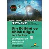 Aydın Yayınları TYT-AYT Din Kültürü Ve Ahlak Bilgisi Soru Bankası
