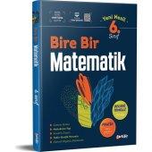 Artıbir Yayınları 6. Sınıf Bire Bir Matematik