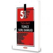 Kurmay Elt Publishing 5. Sınıf Tatlı-Sert Türkçe Koz Soru Bankası