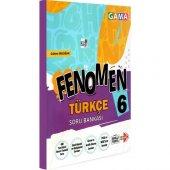 Gama Yayınları 6. Sınıf Türkçe Fenomen Soru Bankası