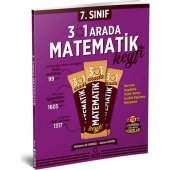 Arı Yayınları 7. Sınıf 3ü1 Arada Matematik Keyfi