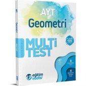 Eğitim Vadisi Yayınları AYT Geometri Multi Test