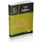 Editör Yayınları 5. Sınıf Vip İngilizce Soru Bankası