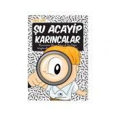 Şu Acayip Karıncalar - Tarık Uslu - Uğurböceği Yayınları