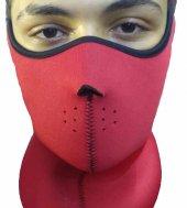 A Kalite Motosiklet Yüz Maskesi