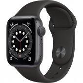 Apple Watch S6 44mm GPS Space Gray  M00H3TU/A (Apple TR Garantili)