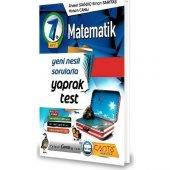 Çanta Yayınları 7. Sınıf Matematik Yeni Nesil Sorularla Yaprak Test