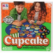 Ks Games Cupcake Kutu Oyunu