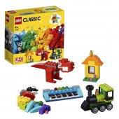 11001 Classic Yapım Parçaları ve Fikirler +4 yaş /123 pcs/ LEGO