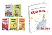 Sakar Şakir Okuma Seti 5 Kitap Sin Eren Dokuz Yay.Küçük Prens Hediye