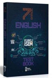 İsem 2021 7. Sınıf Farklı İsem İngilizce Soru Bankası İsem Yayıncılık