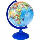 Brons Dünya Küre Siyasi 30Cm Br-806