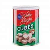 Wafer Master Cubes Fındıklı 220 Gr 2 Li Paket
