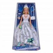 105733466 Steffi Love Crystal Deluxe Balo Bebeği
