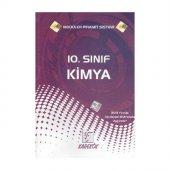 Karekök Yayınları 10. Sınıf Kimya Modüler Piramit Sistemiyle Konu Anlatımı Ve Soru Çözümü