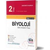 EİS Yayınları TYT-AYT Biyoloji Ders Anlatım Föyü (01-28) 2. Kitap
