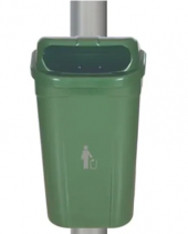 Çöp Kutusu Asma