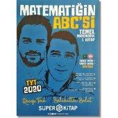 Süper Kitap Yayınları TYT Matematiğin Abc'Si Temel Matematik 1.Kitap