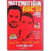 Süper Kitap Yayınları 2020 KPSS Matematiğin Abc'Si Temel Matematik 1.Kitap