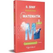 TestOkul Yayınları 9. Sınıf Matematik Fasikül Soru Kitabı