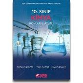 Esen Yayınları 10. Sınıf Kimya Konu Anlatımlı
