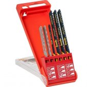 Kwb 49615630 Dekupaj Testere Bıçak Set 6 Parça