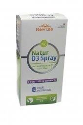 New Life Natur D3 Spray 20 Ml 1000IU