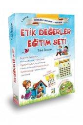 Etik Değerler Eğitim Seti 2. Sınıf (10 Kitap) - Damla Yayınları