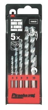 Black&Decker X56035 5 Parça Beton Matkap Ucu Seti