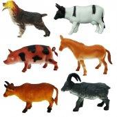 Sunman Çiftlik Hayvanları Poşetli